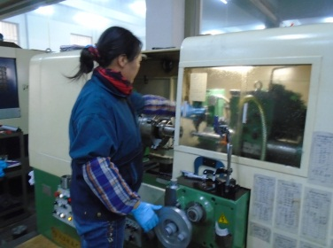 Thread Grinding (Ball Screw & Liner Guideway)