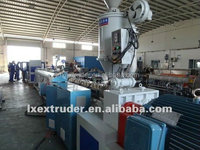 PE pipe extruding Machine