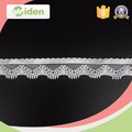 Garment Accessories 1.5 CM Elastic Ladies Suits Lace Design Scallop Lace