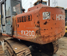 Japan Used hitachi ex200-1 crawler digger /used hitachi ex200-1 hydraulic excavator /Second Hand japan