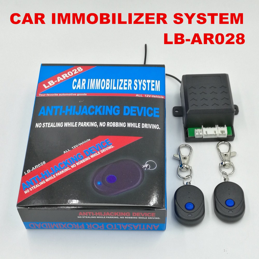 Vehicle Y Moto, CAR IMMOBILIZER SYSTEM , MOTORCYCLE IMMOBILIZER SYSTEM, FOR 2~10M AUTOMATIC