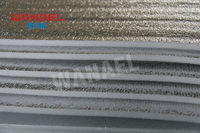 Wanael Waterproof Aluminum Foil EPE insulation for Copper Pipe