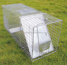 2016 Hot Sale Rodent Animal Trap Cage Mouse Catch Cage