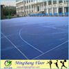 2015 new style Popular High quality modular tile Suspended Outdoor PP Interlocking Sports floor tiles Basketball Flooring