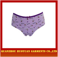 On Sale children thongs underwear children modeling panties
