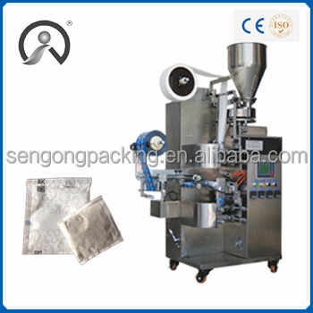 tea bag filling machine
