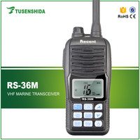 Recent high quality RS-36M 5w handheld two way UHF/VHF Professional Amatuer Mobile Radio