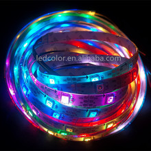 rgb full colour ws2812b programmable led strip