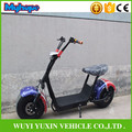 Hot Sale Electric scooter halley scooter with 1000W motor,60V 10AH Lithium BatteryYXEB-717S