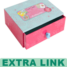 Fancy Recycle Decorative Cardboard small product soap packaging box Wholesale