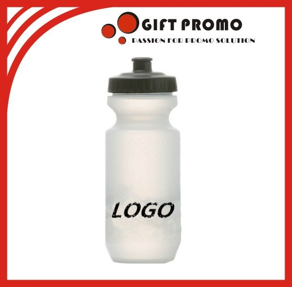 Promotional Custom Clear Plastic Drinking Water Bottle