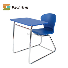 Factory Direct Price Single Modern Student School Desk and Chair