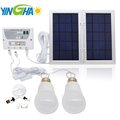 low voltage portable home solar system