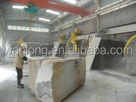 Professional multiblade stone machinery with high quality