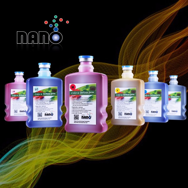 Guarantee 3 years ECO solvent ink for hp of t shirt printing machine