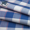 100% cotton heavy oxford cloth fabric for shirts with check patterns
