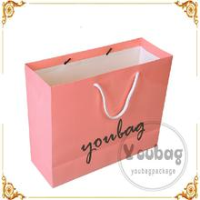 High quality popular paper bags for gifts With Logo Print
