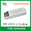 230v ac saa dimmable led driver 1500ma constant current 70W
