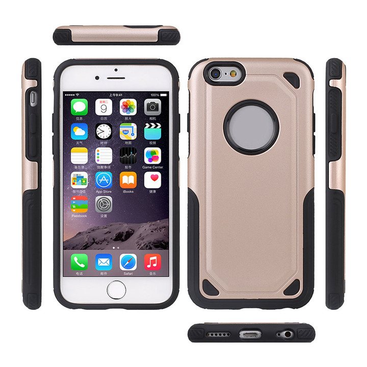 Heavy Duty Case For iPhone 6s New Back Cover For iPhone 6 Phone Case 2018