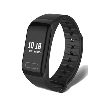 F1 Smart Bracelet Fitness Tracker Step Counter Wristband Silicone band IP68 Waterproof Incoming Calls SMS Alarm For andripd IOS