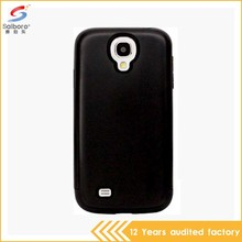 Free sample tpu pc black case for samsung galaxy s4 mini