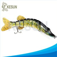 Sinking Lure Multi-Jointed Fishing Lure Jointed Swimbaits