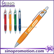 promotional pen with logo promotion plastic fancy ball pen Promotional Cheap Retractable short ballpoint penpoint pen