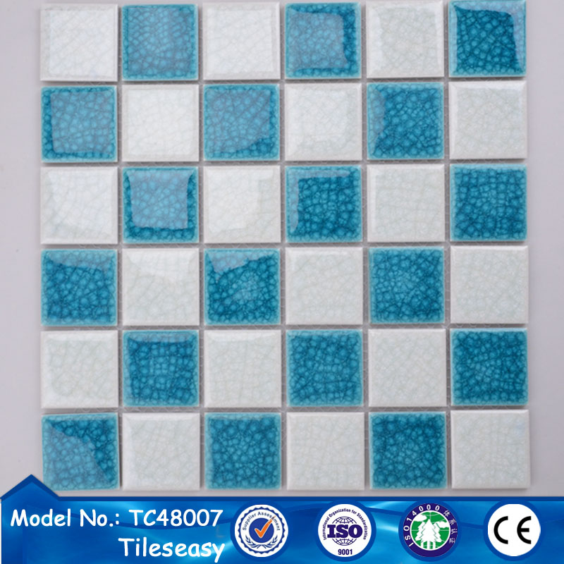 new decorative design of kitchen wall ceramic mosaic tile made in china