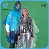 cute transparent rain ponchos with logo for women
