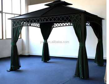Easy assembling outdoor new design gazebo