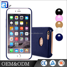Low price supply ! multi-color anti gravity pu leather case mobile phone cover for Iphone 6 / 6s /6s plus