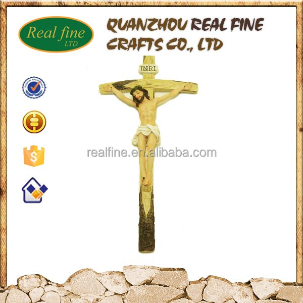 factory custom-made handmade carved fashion resin orthodox crucifixes