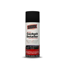 Aeropak Cockpit Shine Car Dashboard Cleaner Wax Manufacturer