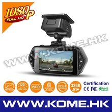 full hd kome cr500 car camera vehicle gps tracking camera taxi camera system from China