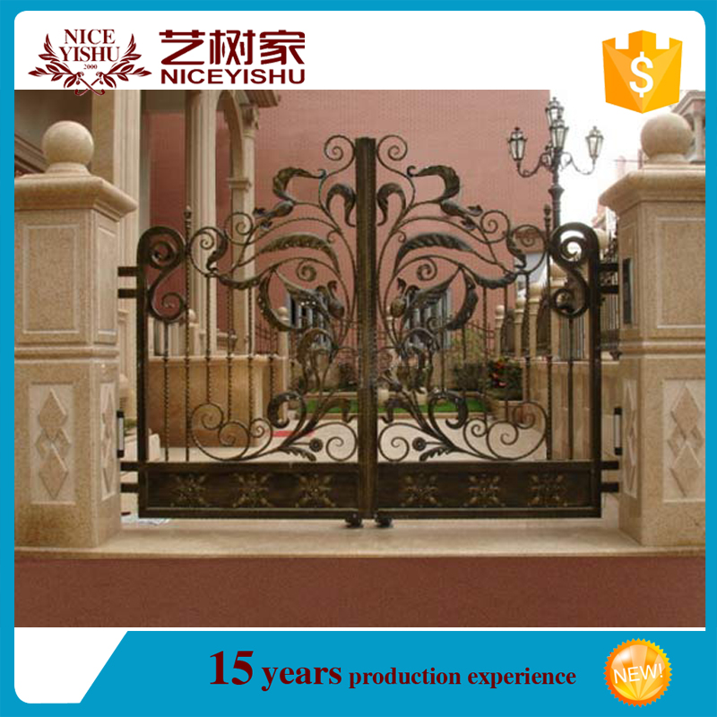 home decor of new products import export iron gate for