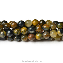 The Newest gemstone beads CB38464 Golden Tiger Iron Jasper Round Beads