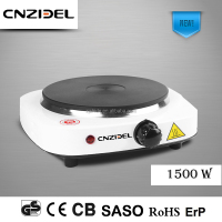 Cnzidel new carfts 1500w electric cast iron stove plate
