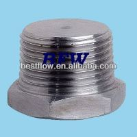 Forged Fitting Hexagon Plug THREADED, SOCKET WELDED