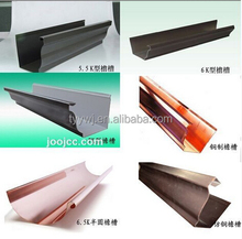 China Manufacture roof rain gutter making machine