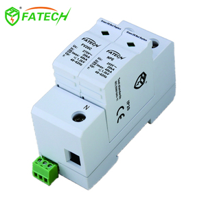 alibaba china earth pit electric lightning surge protector spd with remote control contact