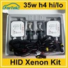 top quality electronic ballast hid xenon headlight kit h4 hi lo 35W