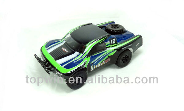 2.4G 1 18Th Scale RC Electric Powered Rally Car rc electric car 94808