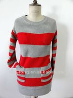 2012 fashion ladies pullover sweater knitwear dress
