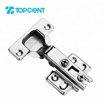 TOPCENT furniture fittings kitchen self close dtc two way cabinets concealed door hinges