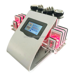Distributors wanted!!! 5 in 1 portable cavitation lipo laser slimming machine