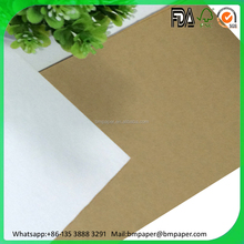 Direct Price Industrial Poly Coated Brown Kraft Paper