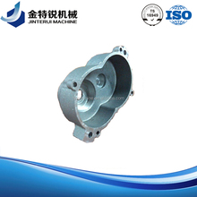 OEM aluminum die casting motorcycle gear box shell