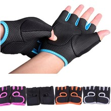 Hot Selling Gel Weight Lifting Body Building Gloves / Gym Strap Training Leather Grip / Professional Gym Weightlifting Gloves