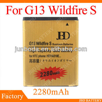 for htc wildfire s G13 battery