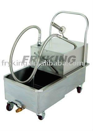 Kitchen Equipment Frying Oil Filtering Machines/Used Oil Filtering Machines